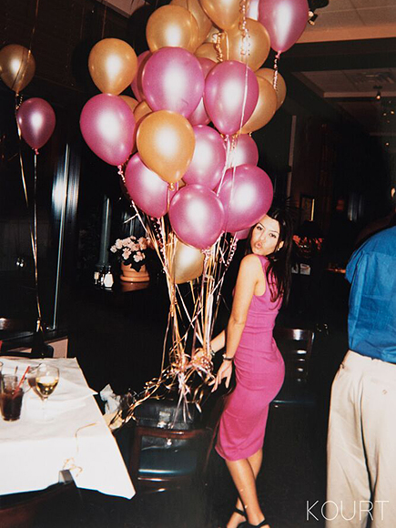 Once a Party Girl, Always a Party Girl! Kourtney Kardashian Shares Epic Throwbacks in Anticipation of Upcoming Birthday| Birthdays, Birthday, TV News, Kim Kardashian, Kourtney Kardashian, Kris Jenner