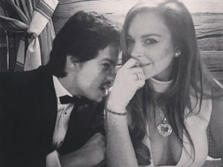 Lindsay Lohan Is Not Engaged, Rep Says