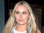 Lindsey Vonn Spotted Leaving Dinner with Hunger Games Star Alexander Ludwig