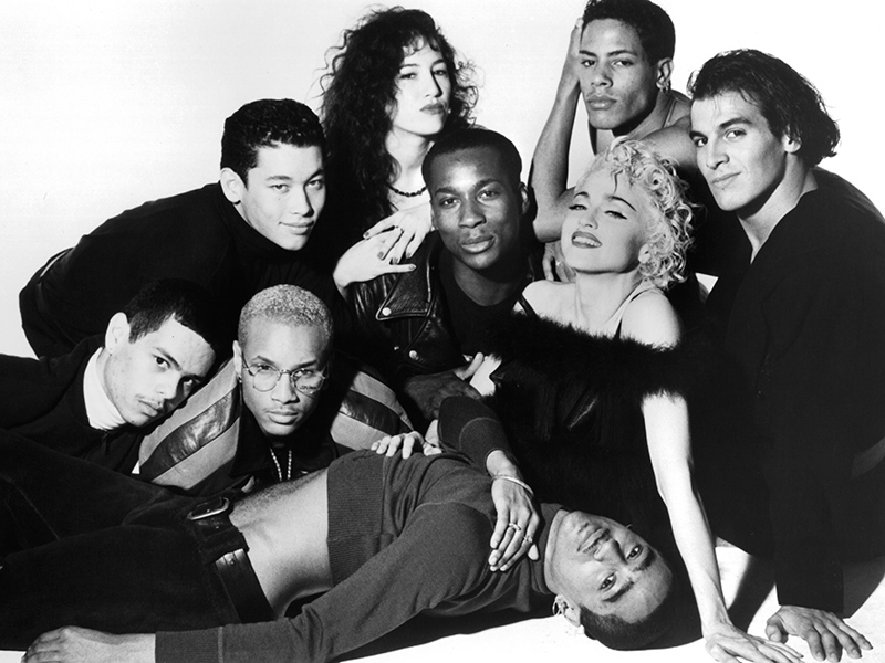 Madonna's Backup Dancers Speak: What She's Really Like to Work With| Madonna Blond Ambition World Tour Live!, Madonna: Truth or Dare, Movie News, Music News, Carlton Wilborn, Madonna