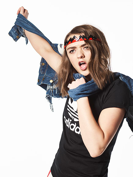 Game of Thrones' Maisie Williams Doesn't Label Her Sexuality: 'It Is No One's Business – Do What You Want'  Game of Thrones, TV News, Maisie Williams