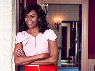 Michelle Obama Shares the College-Application Advice She's Given Sasha and Malia