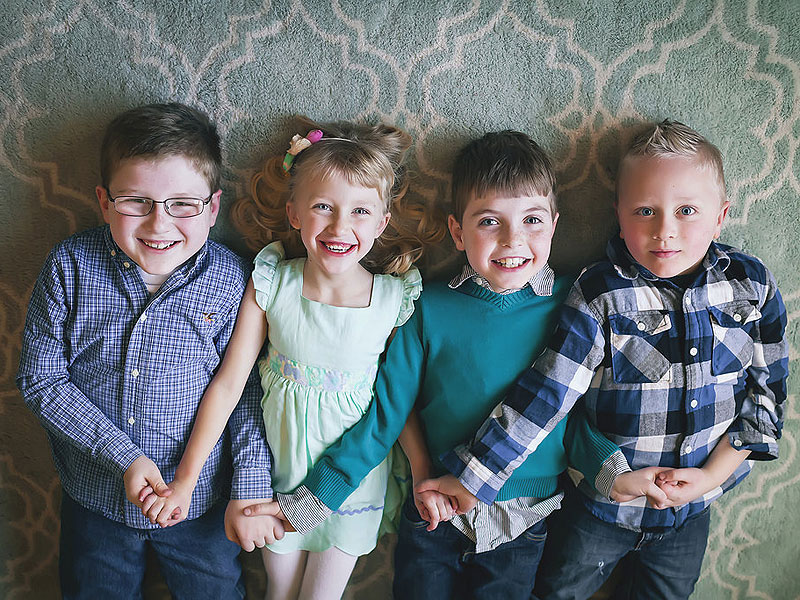 Four First-Graders at Small-Town Michigan School Survive Different Life-Threatening Conditions: 'They'll Be Friends Forever'| Real People Stories, The Daily Smile