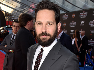 Paul Rudd: 'I Couldn't Stop Geeking Out' About Other Heroes in Captain America: Civil War