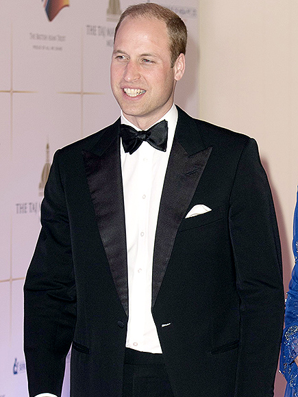 Royal Visit India: Prince William Speaks at Charity Event in Mumbai