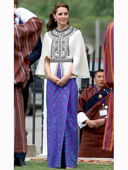 All About Princess Kate's Gorgeous Kira in Bhutan
