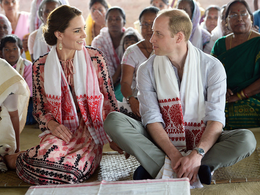 The Poignant Family Connection to the Elephant Charity Visited by Prince William and Princess Kate| The British Royals, The Royals, Kate Middleton, Prince William