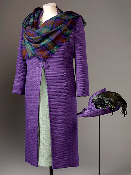 Expect Tartan Galore at Queen Elizabeth's Much-Anticipated Fashion Exhibit in Scotland| The British Royals, The Royals, Queen Elizabeth II