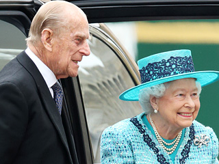 Find Out Why the Queen Is 'A Lot More Smiley' These Days