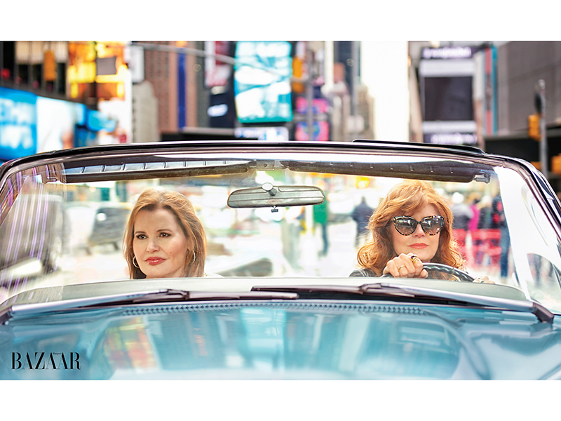 Susan Sarandon on Where Her Thelma & Louise Character Would Be Today: 'Maybe Louise Became a Lesbian, That Would Be Fabulous'| Thelma & Louise, Movie News, Geena Davis, Susan Sarandon