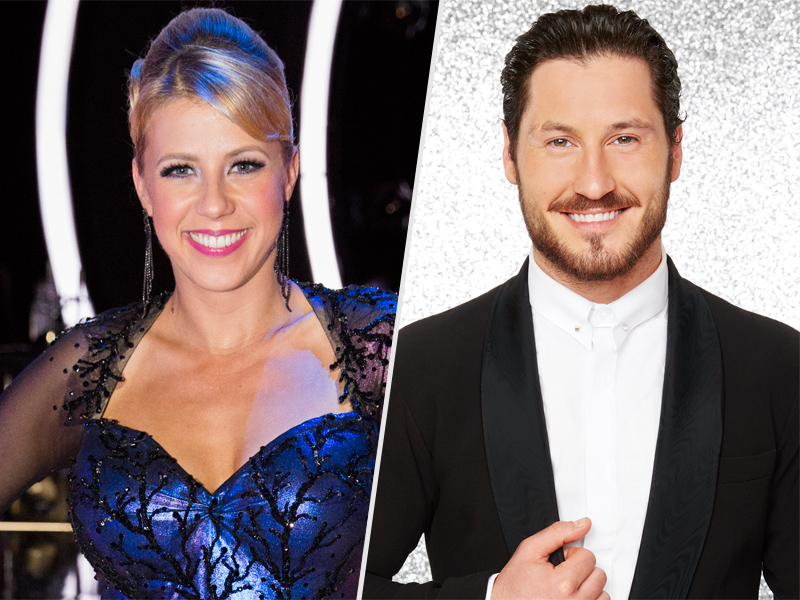 Jodie Sweetin's Dancing with the Stars Blog: What It's Really Like Working with Val Chmerkovskiy| Celebrity Blog, Dancing With the Stars, People Picks, TV News, Jodie Sweetin, Keo Motsepe, Val Chmerkovskiy