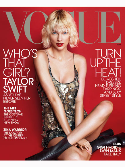 Taylor Swift on 'Magical Relationship' with Calvin Harris: 'I Want It to Be Ours ... This Is the One Thing That's Been Mine'| Vogue, Couples, Calvin Harris, Taylor Swift