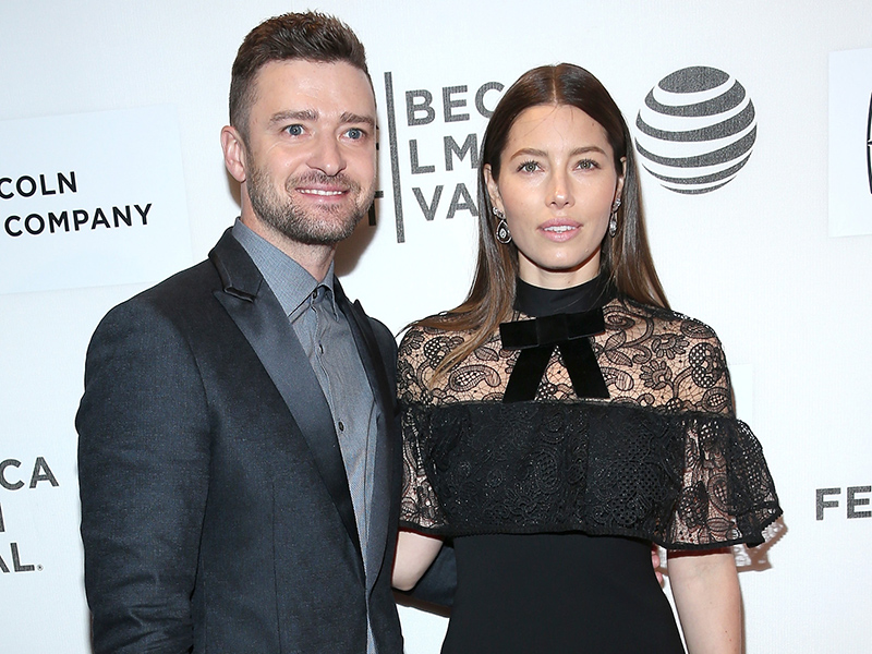 Jessica Biel on Her 'Working Relationship' with Husband Justin Timberlake: 'I Like to Say That I Was His Boss'| Couples, Tribeca Film Festival, Movie News, Jessica Biel, Justin Timberlake