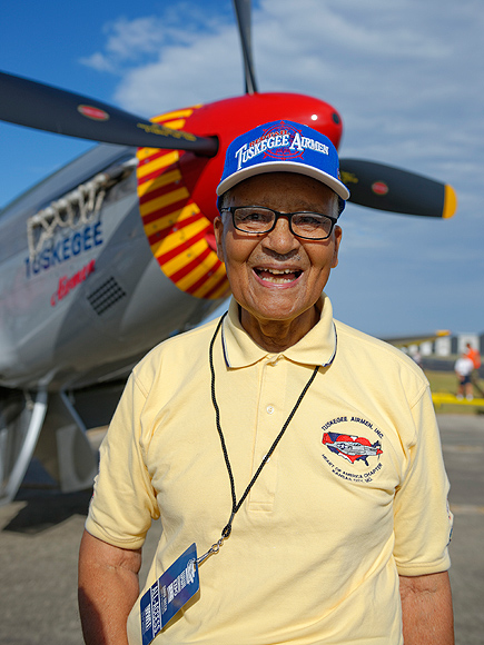 Veterans from World War II's All-Black Aviation Unit on How They Shattered Racial Stereotypes: 'We Proved That Thinking Wrong'| World War II, History, Real People Stories, Military and Soldiers