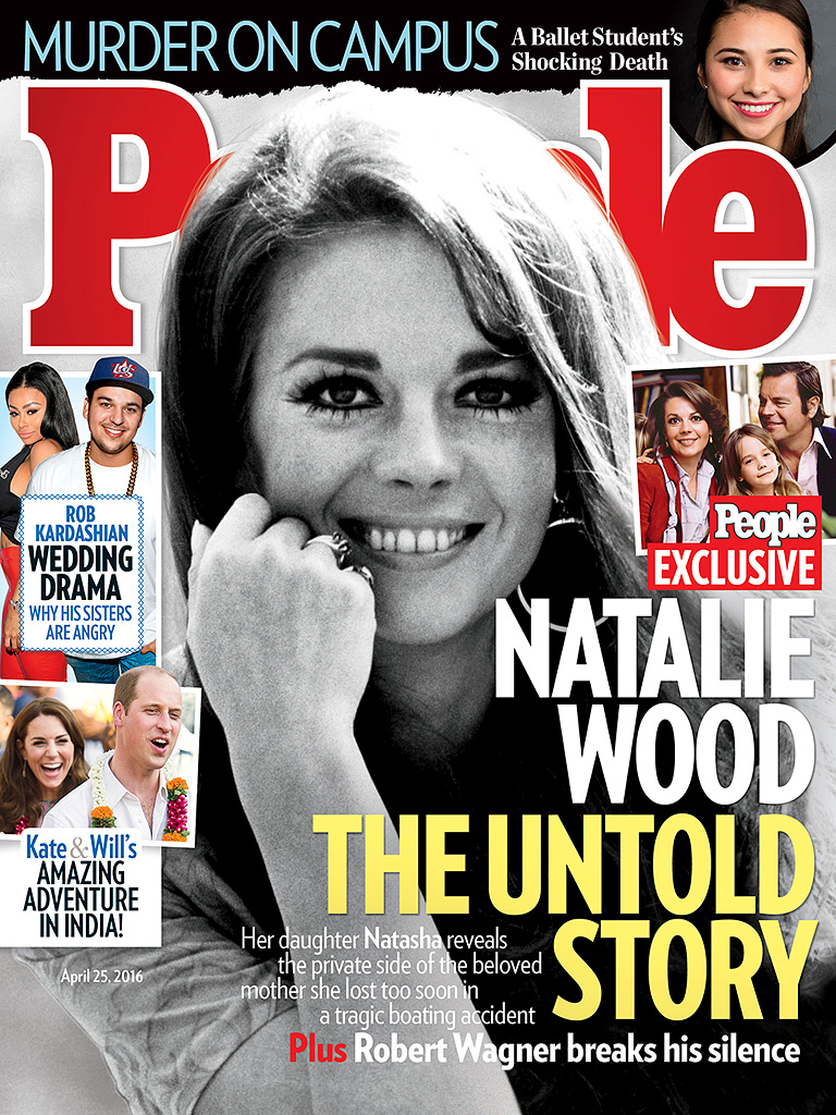 Natalie Wood: Inside the Loves, Struggles and Shocking Final Tragedy of a Hollywood Icon| People Scoop, Natalie Wood Cover, Movie News, Natalie Wood, Natasha Gregson Wagner, Robert Wagner