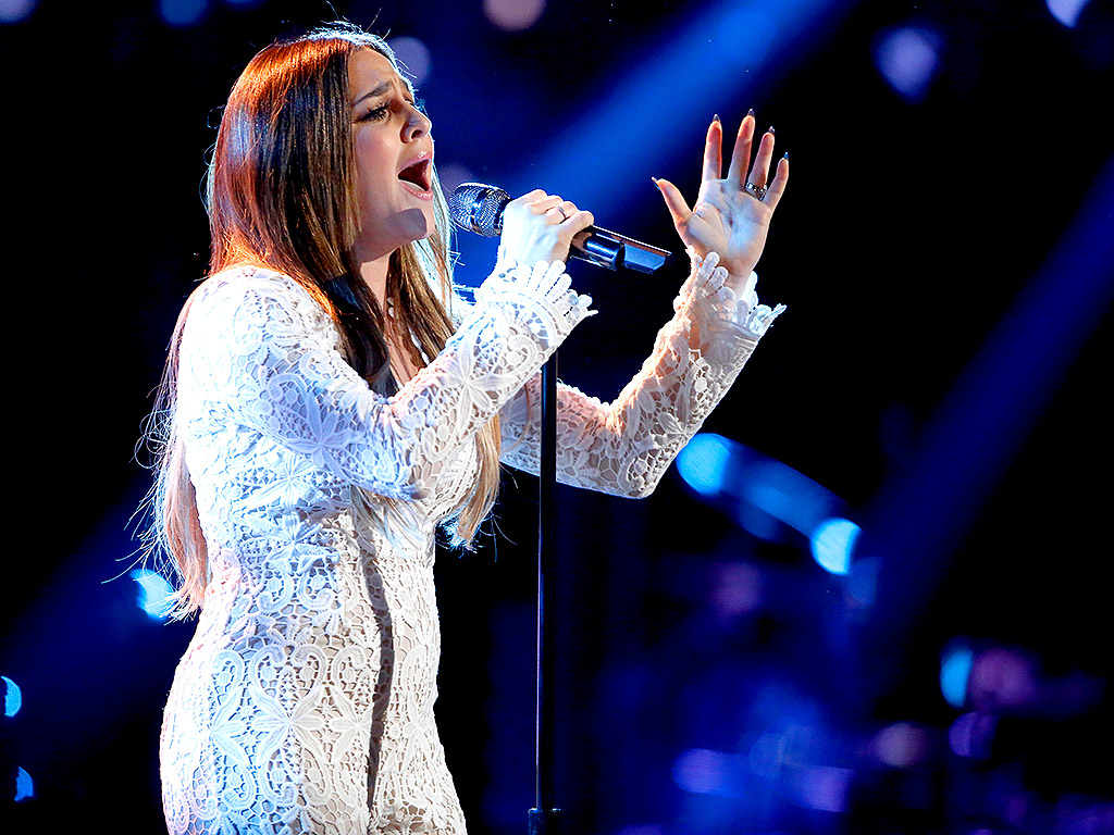 The Voice's Alisan Porter on Her 'Emotional' Performance