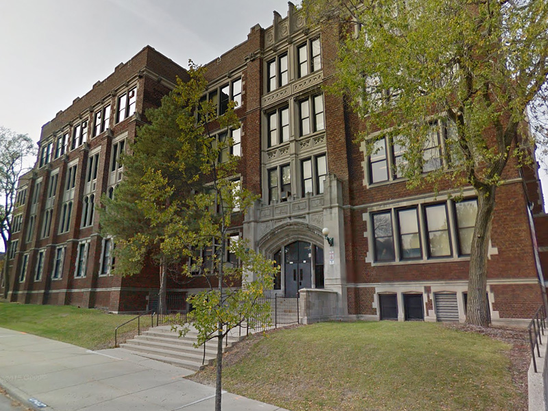 Milwaukee Teacher's Aide Arrested for Allegedly Choking Student on Video