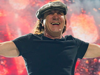 AC/DC's Brian Johnson Talks Hearing Loss Ending His Live Performances: 'I Am Personally Crushed by This Development'