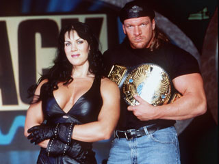 The Meteoric Rise and Strange, Tragic Fall of Joanie 'Chyna' Laurer