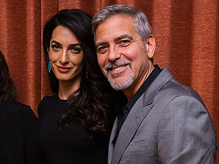 Inside a Contest Winner's Starry Night at George and Amal Clooney's Fundraiser for Hillary Clinton: 'They Made Us Feel at Home'