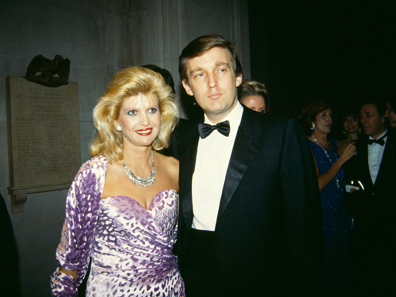 news donald trump marla maples divorce story