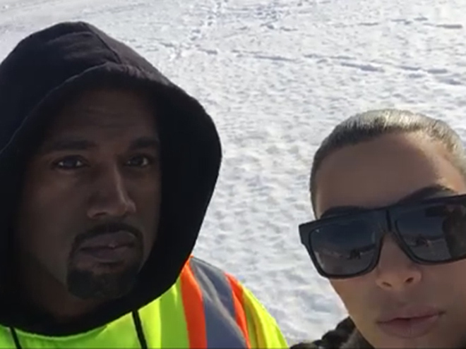 Kim Kardashian West and Kanye West's Helicopter Makes Emergency Landing in Iceland| People Scoop, Kanye West, Kim Kardashian, Kourtney Kardashian