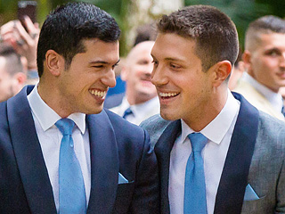 Inside ABC's Gio Benitez's 'Emotional' Wedding to Tommy DiDario: 'What a Special Moment'