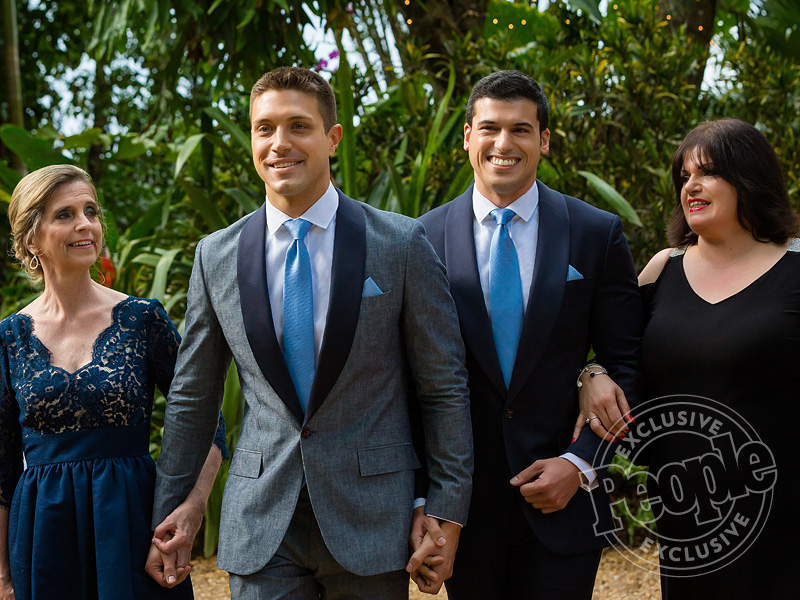 Inside ABC's Gio Benitez's 'Emotional' Wedding to Tommy DiDario: 'What a Special Moment'| Couples, Wedding, TV News