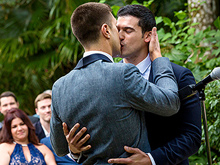 ABC's Gio Benitez Marries Tommy DiDario in Romantic Miami Wedding: 'We Are So Moved and Humbled'