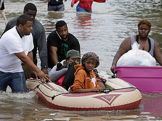 At Least 5 Dead and Thousands Left Without Power as Texas Is Hit with Severe Flooding in the Biggest Storm Since 2001