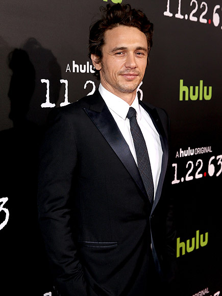 James Franco Says He's 'a Little Gay'