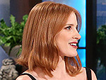 WATCH: Jessica Chastain Says Chris Hemsworth Is a Great Kisser – and Jokes It's So 'Annoying'