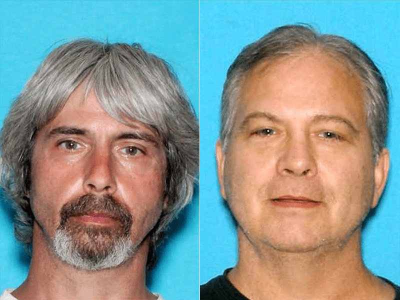 Police Searching for 'Armed and Dangerous' Brothers Suspected in Murders of Washington Couple| Crime & Courts, Murder, True Crime
