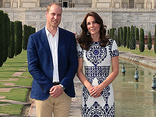 Princess Kate Says Visiting the Taj Mahal Was the 'Perfect' Thing to Do Before Wedding Anniversary: 'She Was Quite Happy About It'