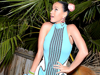 Katy Perry and Orlando Bloom Pack on the PDA at Coachella Before Partying Alongside Her Ex Diplo