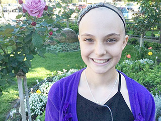 12-Year-Old California Girl with Grim Cancer Diagnosis Faces Life with a Smile, Raising Thousands to Give Other Sick Children Hope