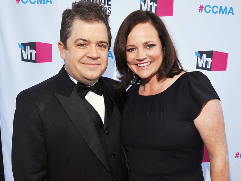 Patton Oswalt Remembers Late Wife Michelle McNamara: '13 Years in Her Presence Was Happily Humbling'| Death, Patton Oswalt