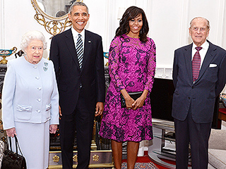 Find Out What President Obama and the First Lady Gave Queen Elizabeth for Her Birthday!