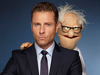 America's Got Talent's Paul Zerdin Talks Magic, Puppets and the One Thing You Wouldn't Assume About a Ventriloquist:  'When I'm Off Stage I Don't Talk to the Puppets'