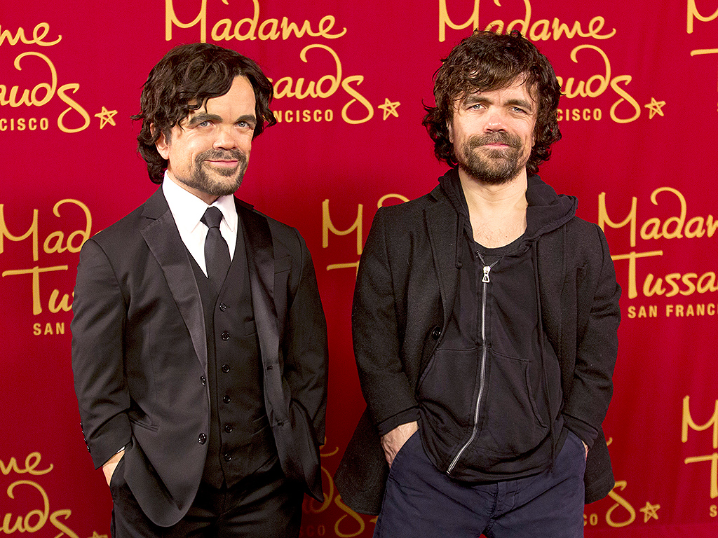 Game of Clones? Peter Dinklage Unveils His Madame Tussauds Wax Figure| Madame Tussauds, Game of Thrones, People Picks, TV News, Peter Dinklage