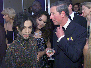When Prince Charles Met Prince: Relive Their 1999 Charity Gala Run-In