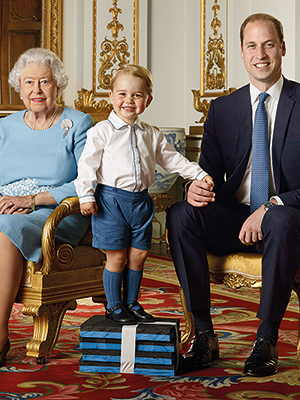 Why Prince George Will Wait to Hear His Destiny: 'We Are a Normal Family,' Says Prince William