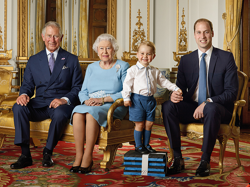 4 Times Prince George Proved He's King (Just This Past Week!)  The British Royals, The Royals, Kate Middleton, Prince George, Prince William