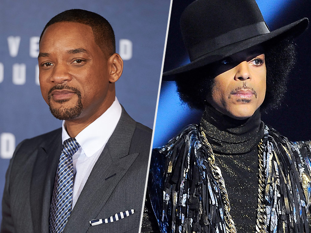'Heartbroken' Will Smith Reveals He Spoke to Prince the Day Before He Died: 'A Beautiful Poet, a True Inspiration'| Death, Untimely Deaths, Jada Pinkett Smith, Prince, Will Smith