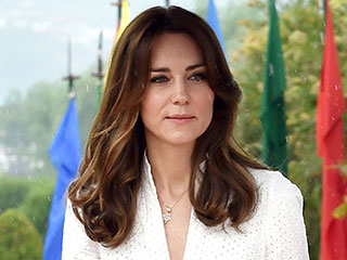 See the Gorgeous Buddhist Symbol Necklace Made for Princess Kate as a Gift from the Queen of Bhutan