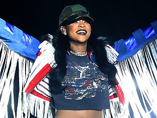 Rihanna Crashes Coachella, Delivers Surprise Performance with Calvin Harris