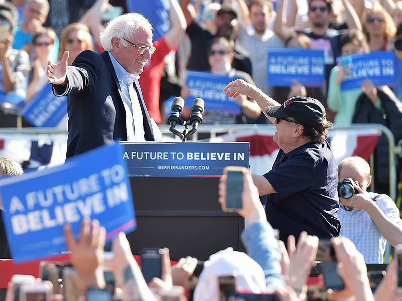 Bernie Sanders Wins Indiana Primary in Shock Victory, As Donald Trump is Named Presumptive GOP Nominee