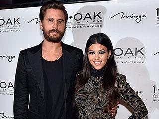 Scott Disick Heads Back to Las Vegas – with Kourtney Kardashian and Their Kids