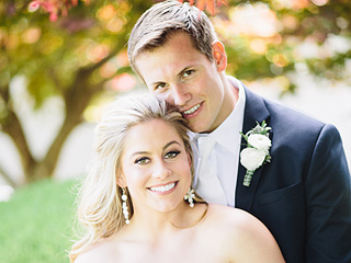 All the Details from Shawn Johnson's 'Rustic, Elegant' Wedding