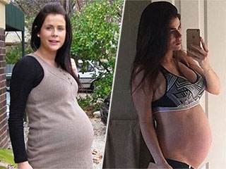 Why This Fit Mom Gained Less Weight During Her Third Pregnancy – with Twins!